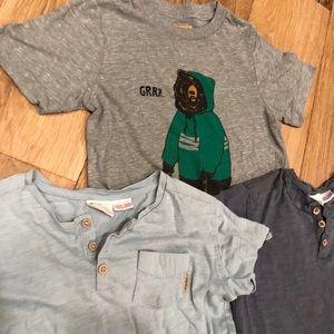 Zara Shirts & Tops - Bundle of 3 t-shirts Zara and Nordstrom